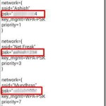 How To See Saved Wifi Passwords In Android (ROOT)