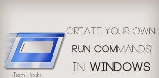 How To Create Own RUN Commands On All Windows