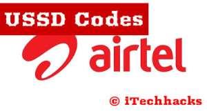 Airtel USSD Codes 2016