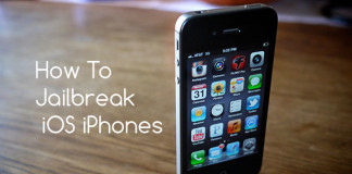 jailbreak iOS iphone