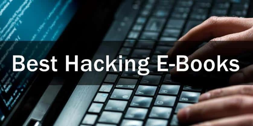 best hacking eBooks