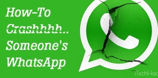 Crash Your Friends WhatsApp - Hack WhatsApp