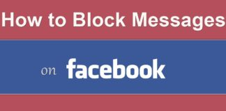 Block Messages Without Blocking Profile