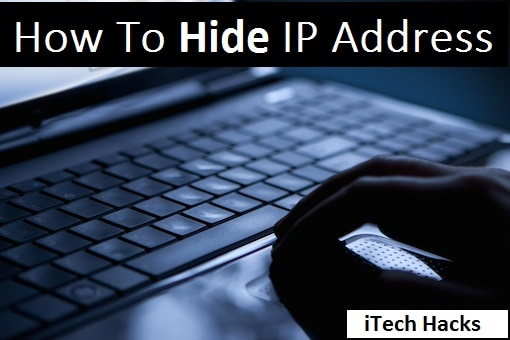 How To HIDE IP ADDRESS ONLINE