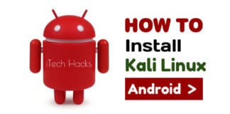How To Safely Install Kali Linux on Android Without Root (2 Methods)