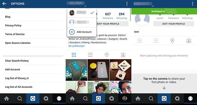 How To Run Multiple Instagram Accounts On Android & iPhone