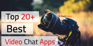 Top 20+ Best Video Chat Apps For Android & iPhone (Free Video Calling Apps)