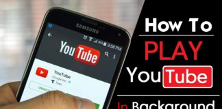 How To Play YouTube Videos In The Background Of Android (#6 Tricks)