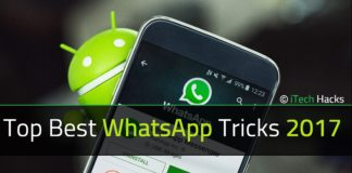 Top Best WhatsApp Tricks, Tips & Hacks Of 2017