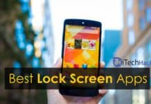 Top 30+ Free Best Lock Screen Apps For Android 2017