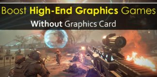 How To Improve High-End PC Games Graphics Without Graphics Card.