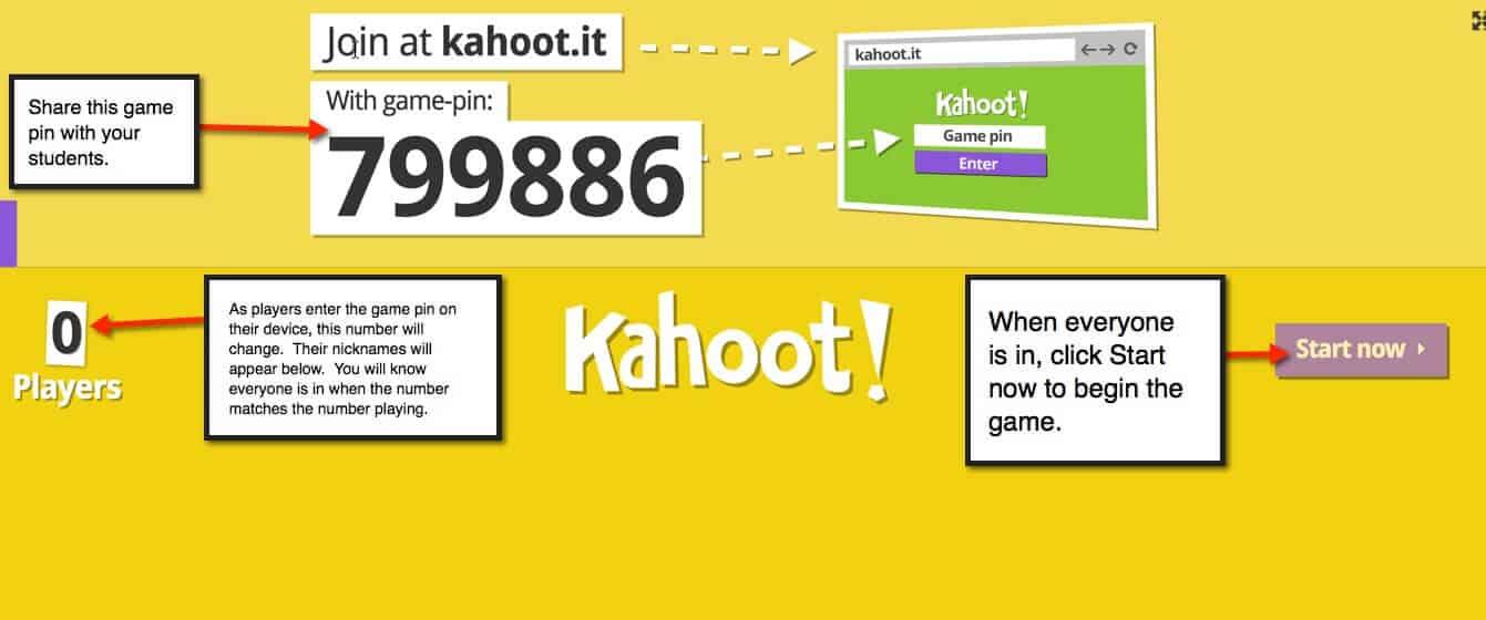 How To Hack Kahoot! - Create Kahoot, Cheats, Get Kahoot PINs