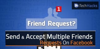 How To Send & Accept Multiple Friends Request On Facebook