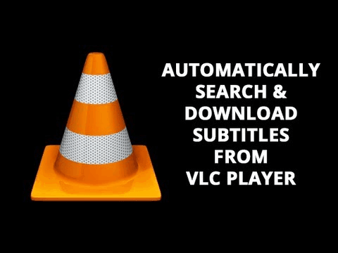Add Subtitles On VLC Media Player