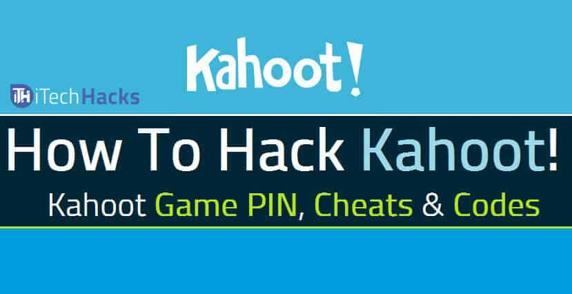 How To Hack Kahoot! | Create Kahoot, Cheats, Get Kahoot PINs