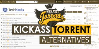 Top 8 Best Kickass Torrent Alternatives For Downloading 2019