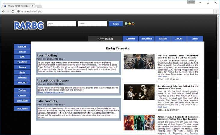 Kickass Torrent Alternatives That Works