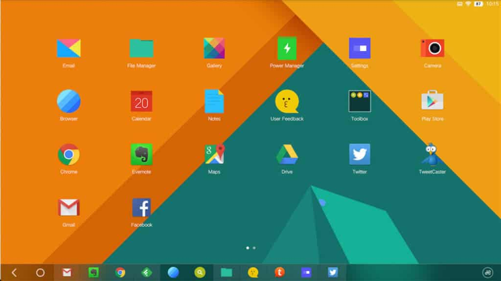 Remix OS Overview