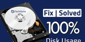 100% Disk Usage In Windows 10 Solved and Fixed