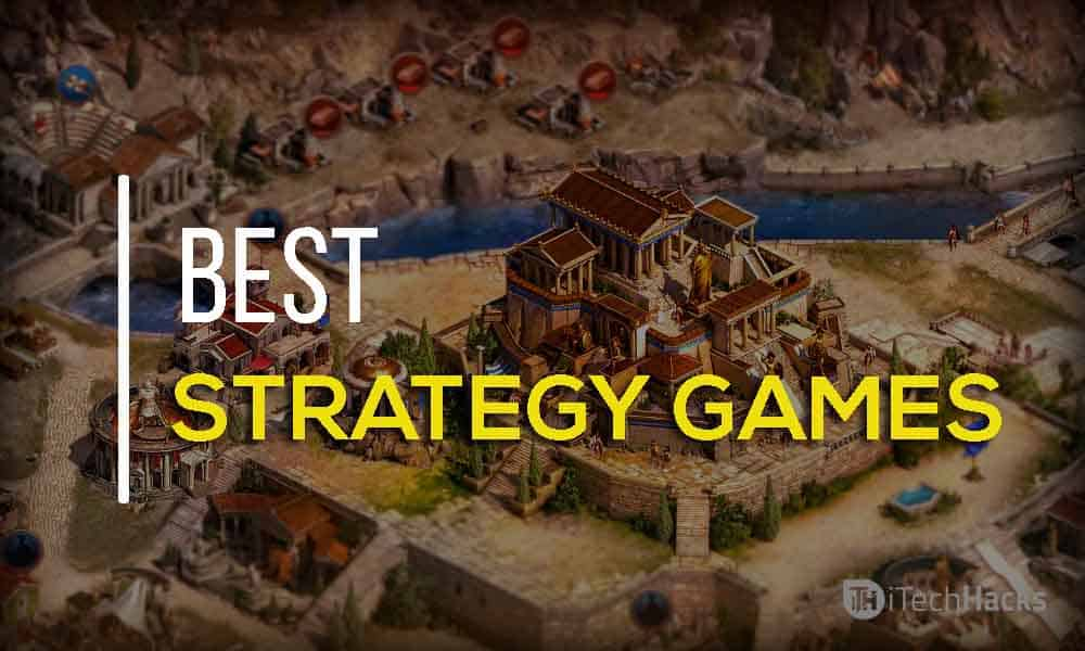 Best Strategy Games for Android 2017