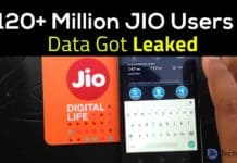 Biggest Data Breach (120+ Million Jio Users Leaked) Ever in India Jio Database Leaked