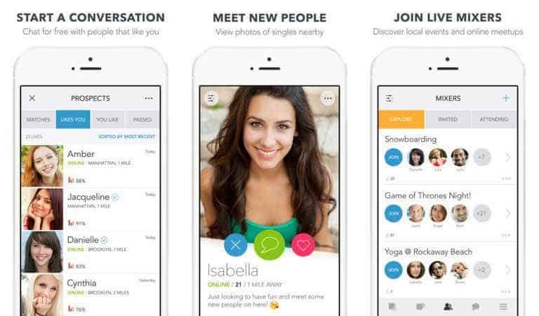 hackås dating apps