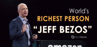"World's Richest Person ""Jeff Bezos"" 