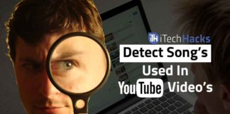 Detect Song Used In YouTube Videos