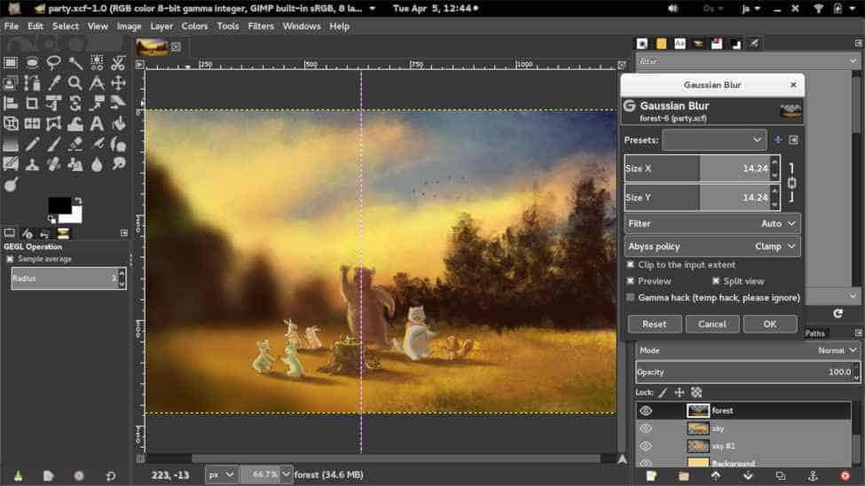 Best Photo Editing Software similar to MS Paint  - highcompress GIMP - (10+) Best MS Paint Alternatives 2017 (Windows, MAC, Linux)