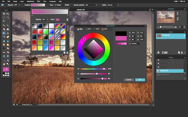 Best Photo Editing Software similar to MS Paint  - highcompress Pixlr - (10+) Best MS Paint Alternatives 2017 (Windows, MAC, Linux)