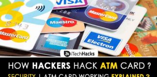 How Hackers Hack your ATM Card Password? How Does ATM Card Work?