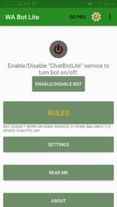 Send an Auto Reply to any WhatsApp Message