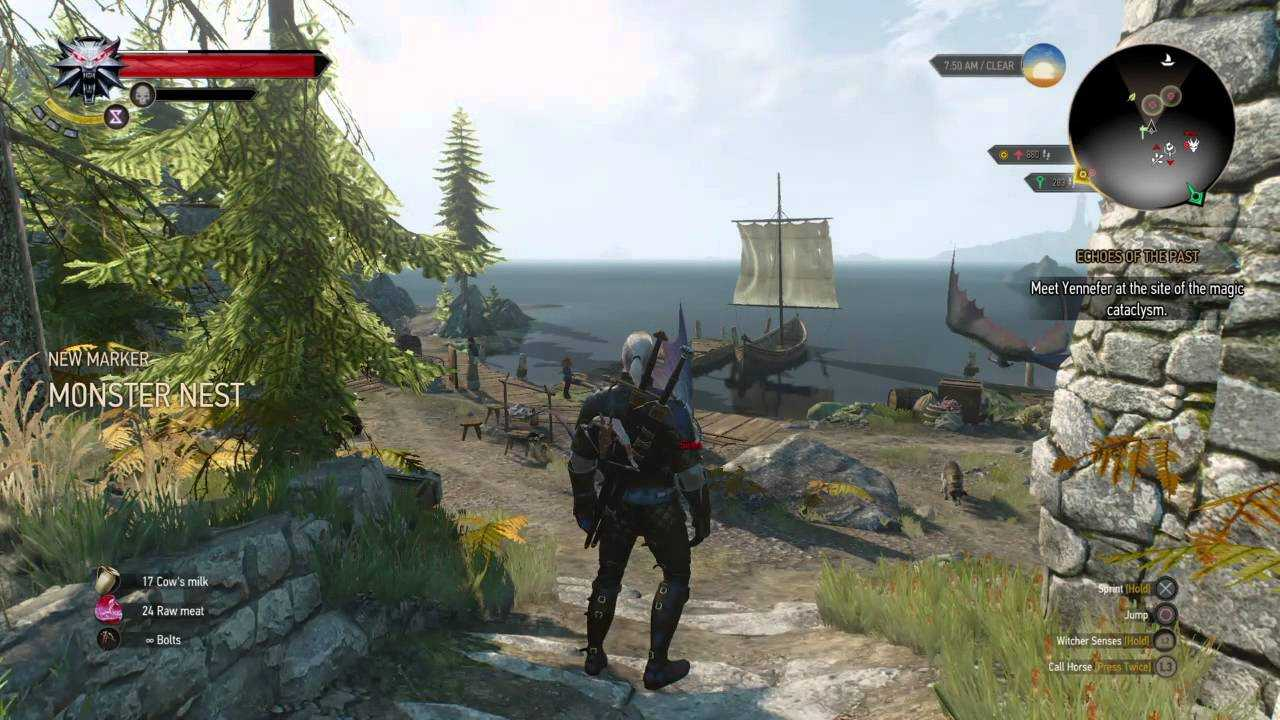 Best Witcher 3 Mods Nexus