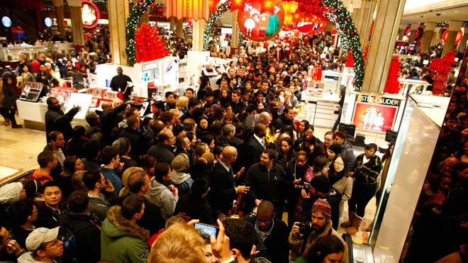 How 'Black Friday' arrived in India?