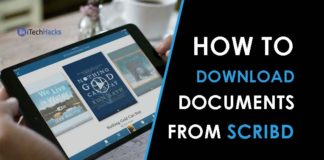 How to Download Paid Documents from Scribd in 2017