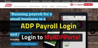 ADP Login | MyADP iPay | ADP Potal | ADP Payroll 2018