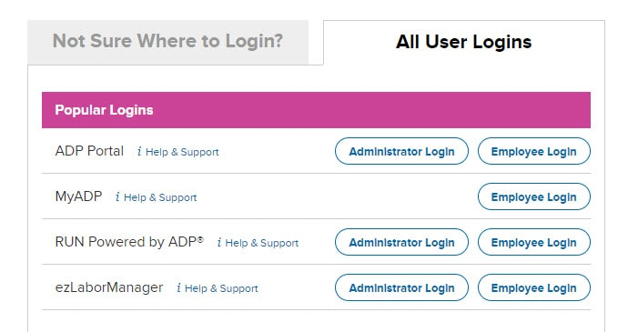 How to Login to your ADP Account?