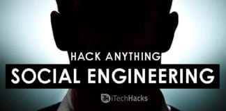How To Hack Anything Smartly Using Social Engineering
