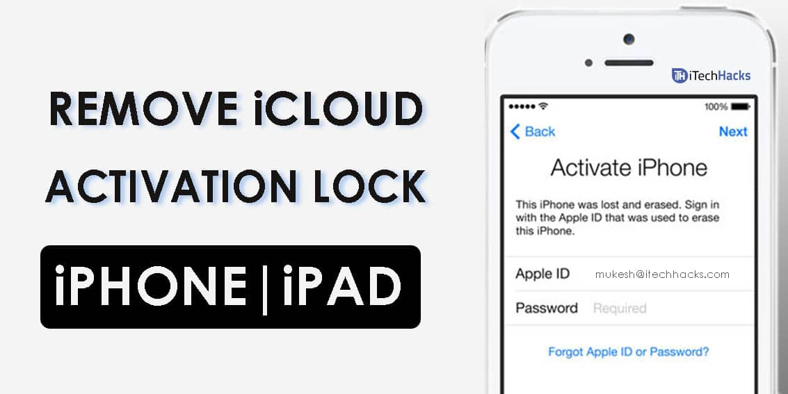 5 Wats to Remove iCloud Activation Lock on iOS 2019 (100% Working)