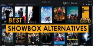 Top 5 Best Alternatives to Showbox 2018