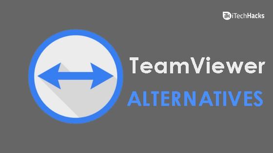 Top 5 Best TeamViewer Alternatives | Remote Desktop Softwares