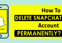 How To Delete Snapchat Account Permanently?