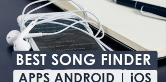 Top 5 Best Song Finder & Detector Apps (What Song is This?)