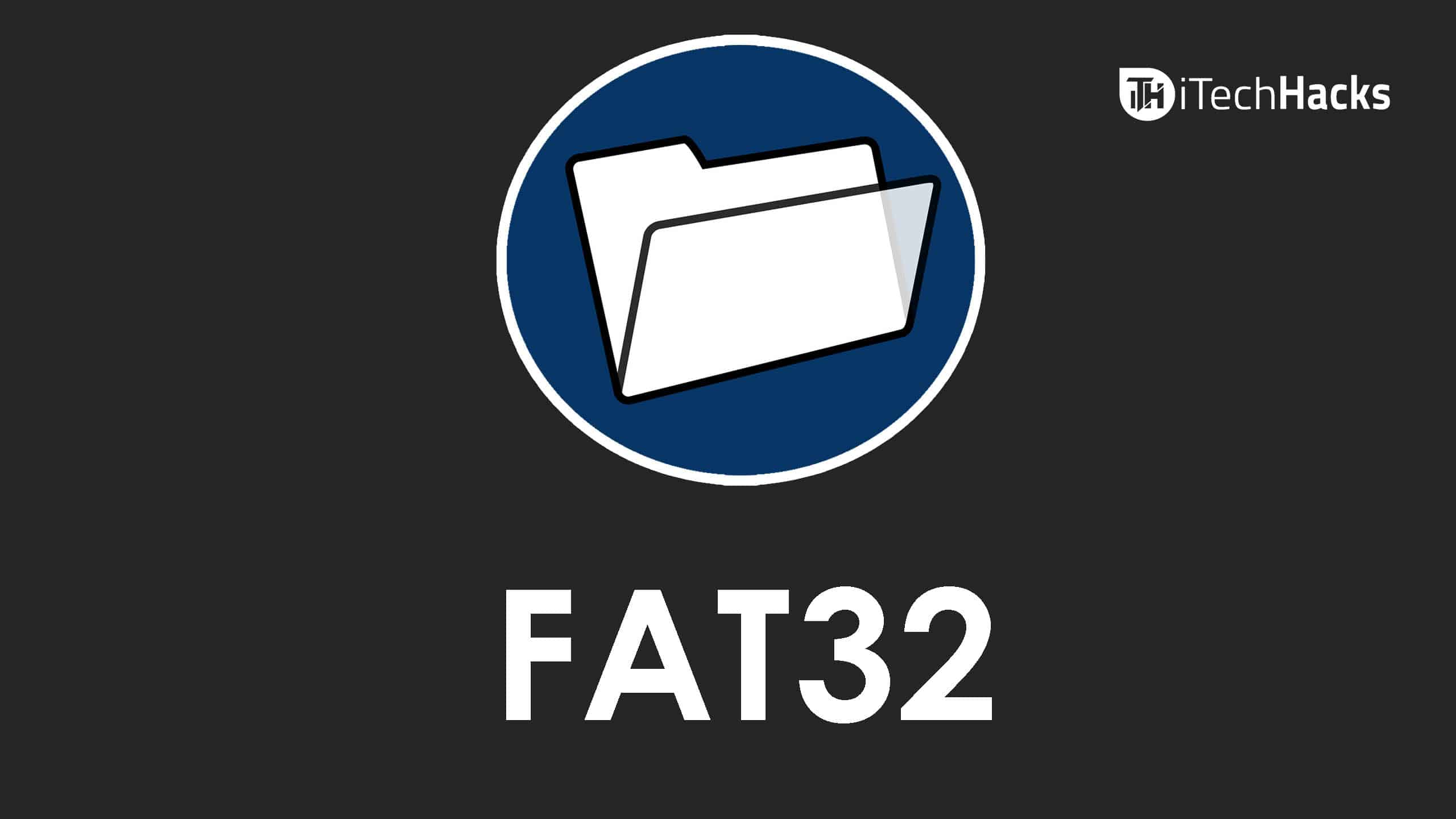 Difference Between FAT32 vs NTFS vs exFAT File Systems