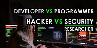 itechhacks Difference Between Hacker, Programmer, Developer and Security Researcher?