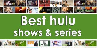 Top 5 Best Hulu Shows & Series To Watch Now!
