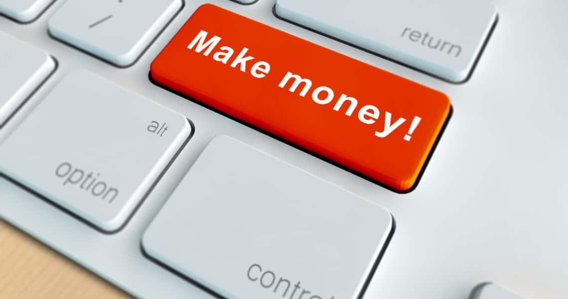 Top 4 Ways to Make Money Online in 2018