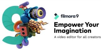 Wondershare Filmora9 - One of the best video editor of 2019
