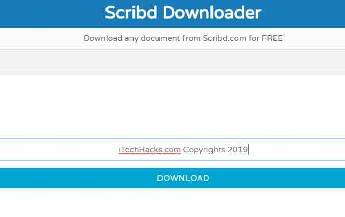 How to Download Paid Documents from Scribd in 2019 (4 Working Ways)