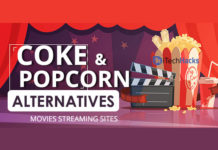 Top 10 Best Alternatives to Coke and Popcorn 2020